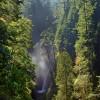 Metlako Falls overlook