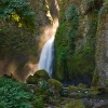 Wahclella Falls Mist